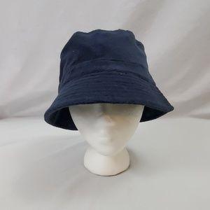 Old Navy Boonie Hat Terry Cloth Blue Unisex (656)